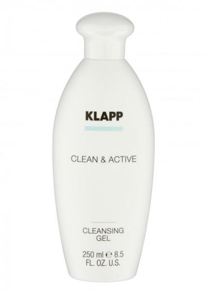 2x Klapp Clean & Active Cleansing Gel