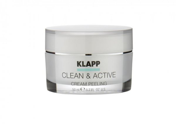Cream Peeling 50 ml - Clean & Active