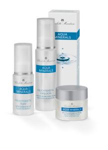 Aqua Mineral Feuchtigkeitspflege für jede Haut