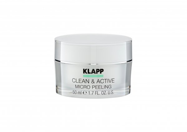 Klapp Clean & Active Micro Peeling, 50 ml