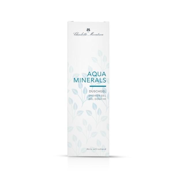 Charlotte Meentzen Aqua Minerals Duschgel, 200 ml Verpackung