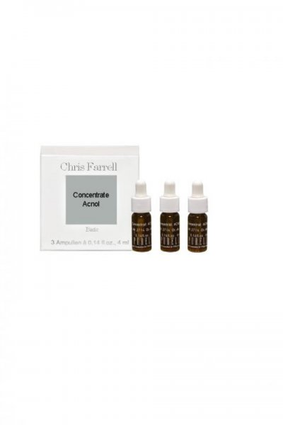 Chris Farrell Concentrate Acnol 3x4 ml