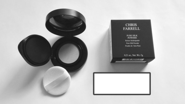 Chris Farrell Pure Silk Powder No. 5, Opal Shade, 7 g