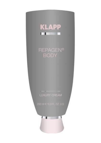 Luxury Cream, 200 ml - Repagen Body