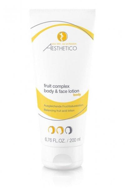 Aesthetico Fruit Complex Body & Face, 200 ml Produkt