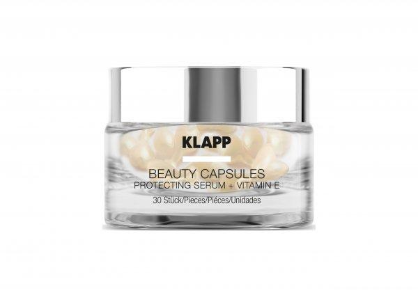 Klapp Beauty Capsules Protecting Serum + Vitamin E, 30 Stück product