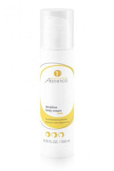 Aesthetico Sensitive Body Cream, 200 ml product