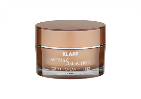 Klapp Aroma Selection Coffee Cream Peeling, 50 ml, product