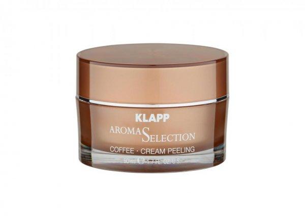 Klapp Aroma Selection Coffee Cream Peeling, 50 ml