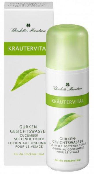 GURKEN-GESICHTSWASSER - 150ml - Kräutervital