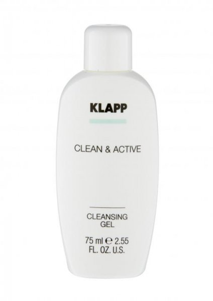 Clean & Active Cleansing Gel 75 ml !! Reisegröße !!