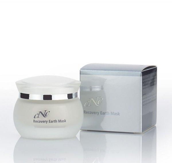 CNC aesthetic world Recovery Earth Mask, 50 ml group
