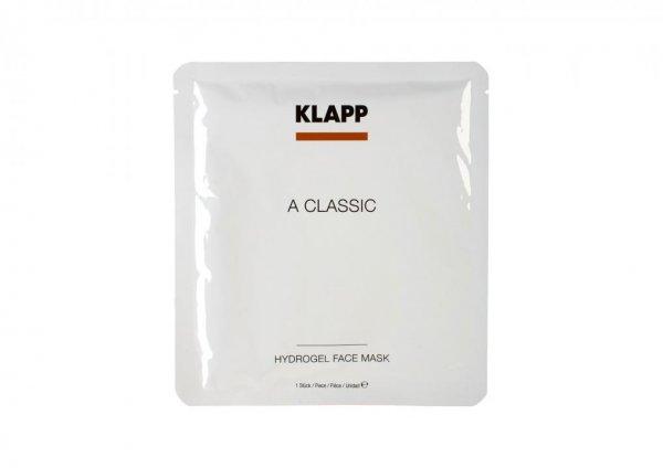 Klapp A Classic Hydrogel Face Mask, 3 Stück