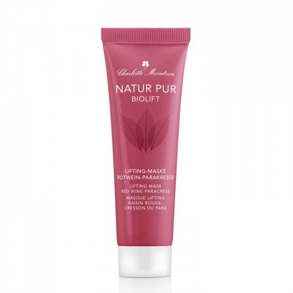 Charlotte Meentzen Natur Pur Biolift Lifting-Maske Rotwein-Parakresse, 30 ml Produkt