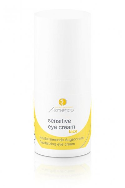 Aesthetico Sensitive Eye Cream, 15 ml Produkt