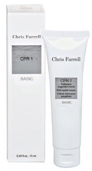 Chris Farrell  Basic Line CPR1 Augencreme 15 ml