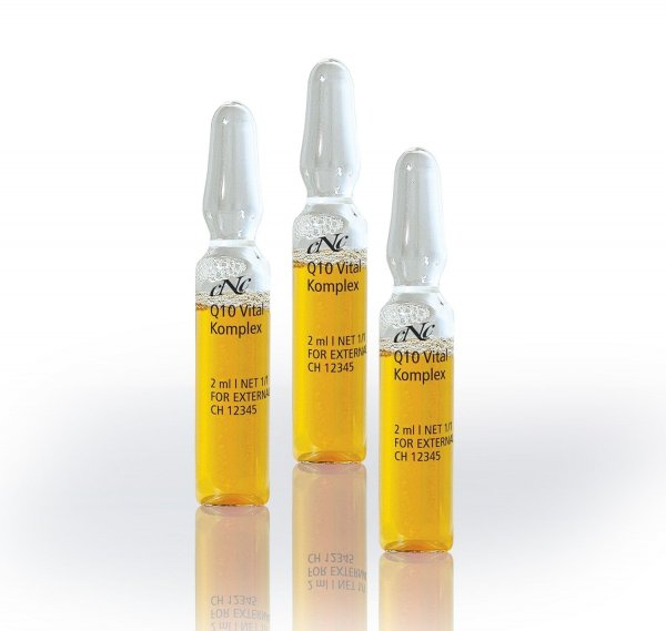 Q10 Vital Komplex, 10 x 2 ml - Wirkstoffampullen