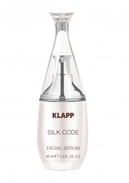 Klapp Silk Code Facial Serum, 40 ml