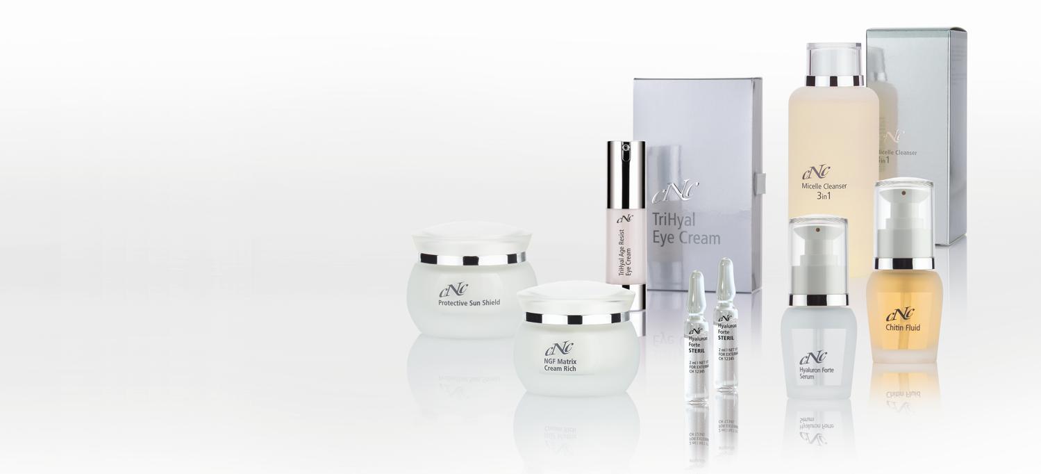 CNC Cosmetic Aesthetic World