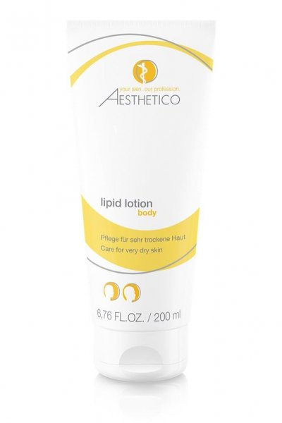 Aesthetico Lipid Lotion, 200 ml Produkt