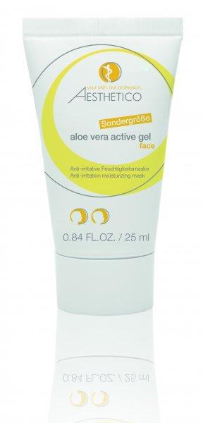Aloe Vera Active Gel, 25 ml !! Sondergröße !!