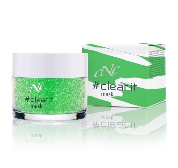 CNC # clear it mask, 50 ml group