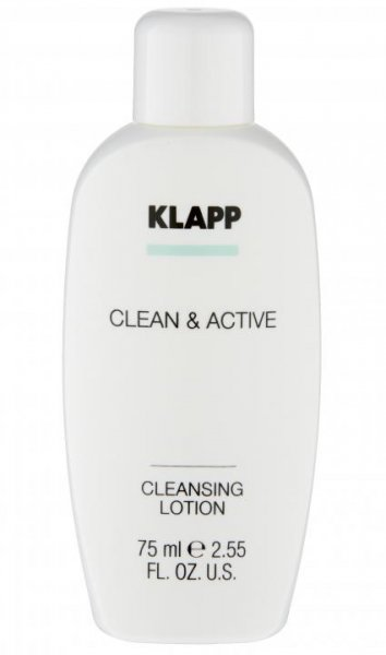 Cleansing Lotion 75 ml - Clean & Active