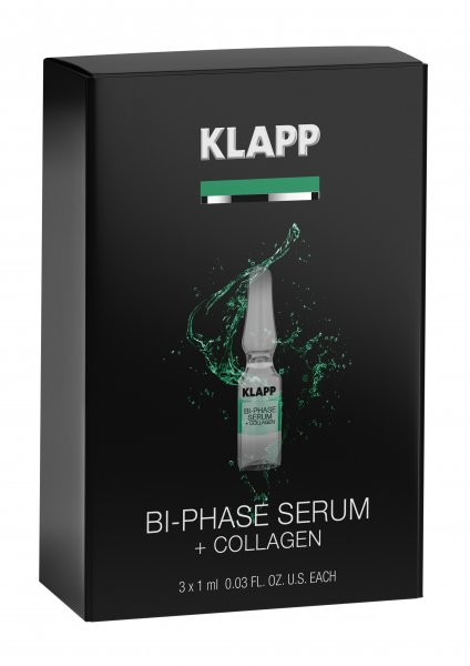 Bi-Phase Serum +COLLAGEN 3 x 1 ml, 3 ml - Power Effect Bi-Phase