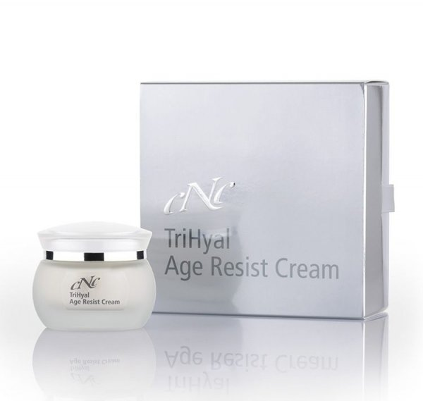CNC aesthetic world TriHyal Age Resist Cream, 50 ml