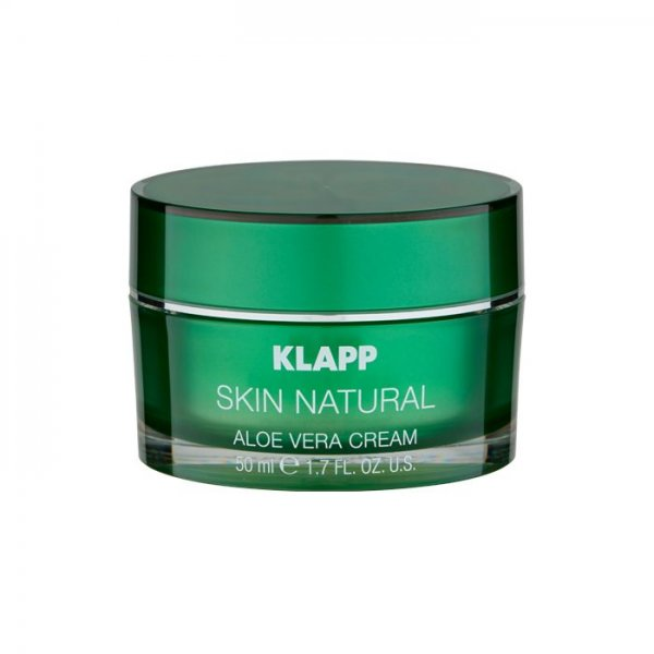 Klapp Skin Natural Aloe Vera Cream 50 ml Produkt
