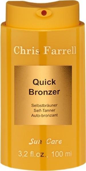 Chris Farrell Sun Care Quick Bronzer