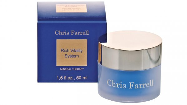 Chris Farrell Mineral Therapy - Face Care - Rich Vitality System