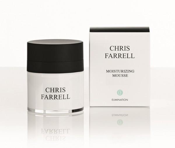Chris Farell Elimination Moisturizing Mousse 50 ml