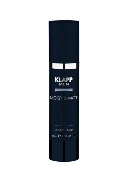 Moist & Matt - Oilfree Fluid 50 ml - Men