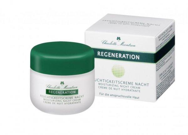 Feuchtigkeitscreme Nacht - 50ml - Regeneration