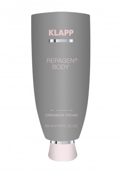 Cinnamon Cream, 200 ml - Repagen Body