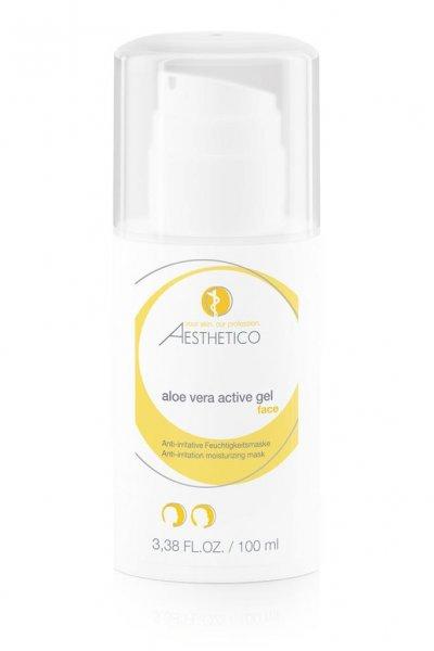 Aesthetico Aloe Vera Active Gel, 100 ml Produkt