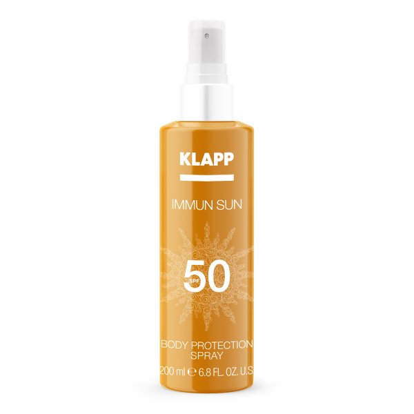 Body Protection Spray SPF 50, 200 ml - Immun Sun