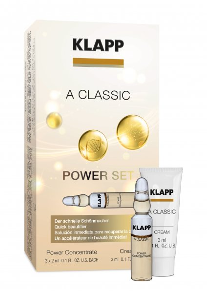 Klapp A Classic Power Set, 9 ml group