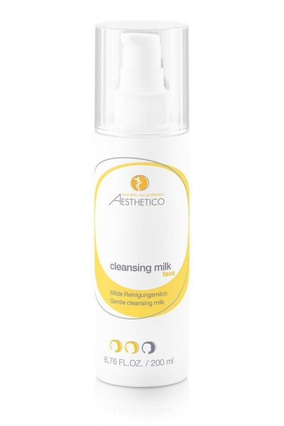Aesthetico Cleansing Milk, 200 ml Produkt