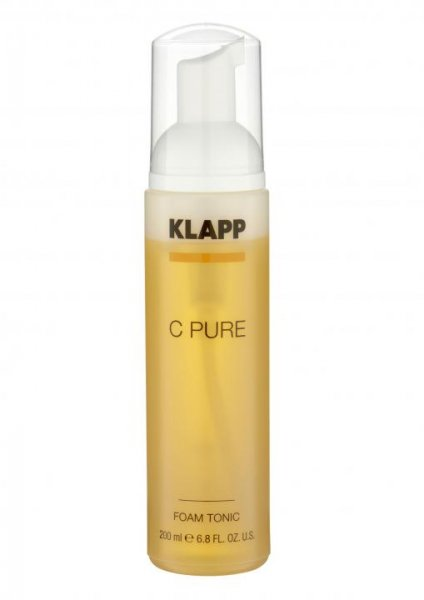 Klapp C Pure Foam Tonic, 200 ml