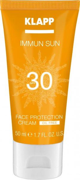 Face Protection Cream SPF 30, 50 ml - Immun Sun