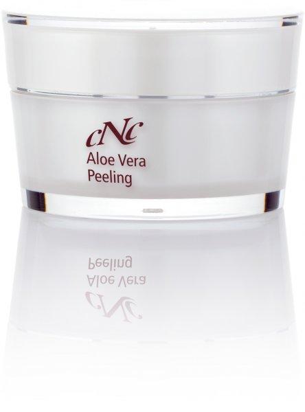 Aloe Vera Peeling, 50 ml - classic - Tiegel