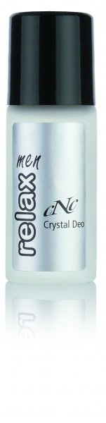 Crystal Deo Roll-On, 50 ml - men relax