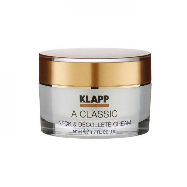 Klapp A Classic Neck & Decolleté Cream, 50 ml product