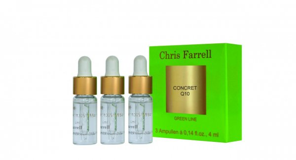 Chris Farrell Green Line Konzentrate - Concret Q10