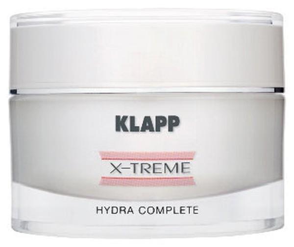 Hydra Complete | 50 ml | aus der Pflegeserie X-Treme von Klapp Kosmetik im kokett Kosmetik Hamm Online Shop | Hersteller-Nr.: 1960 | EAN Nr.: 4250094924867