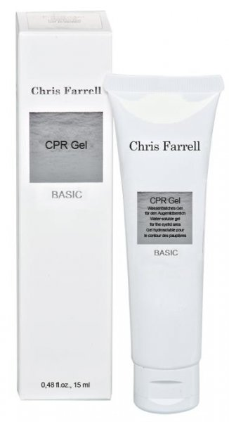 Chris Farrell CPR Gel Augencream 15ml