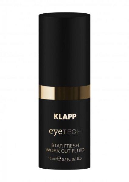 Star Fresh Work Out Fluid, 15 ml - eyeTech