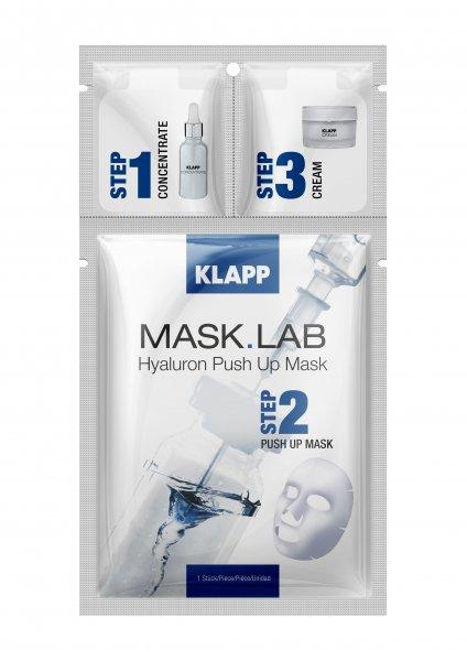 Klapp Mak Lab Hyaluron Push Up Mask, 1 piece product